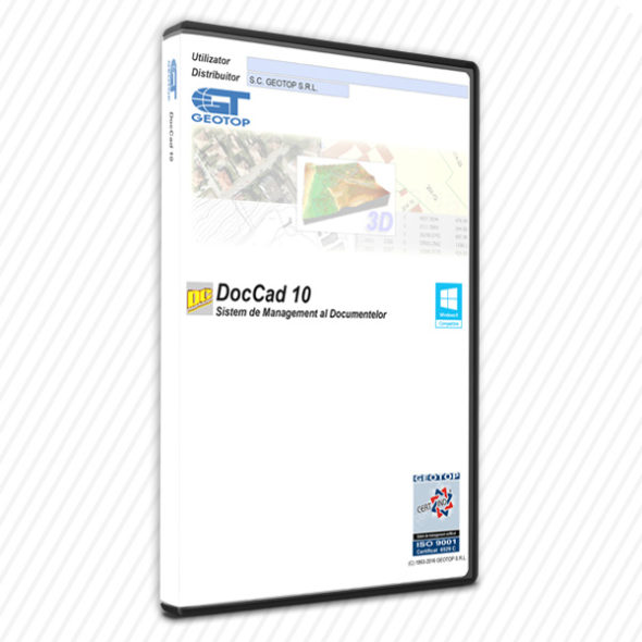 DocCad 10 Geotop